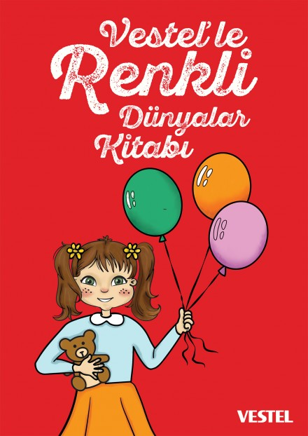 VESTEL COLORING BOOK