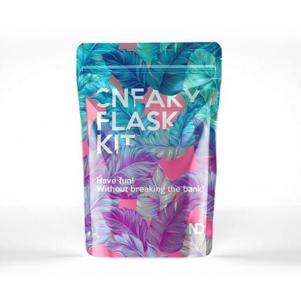 Sneaky Flask Kit